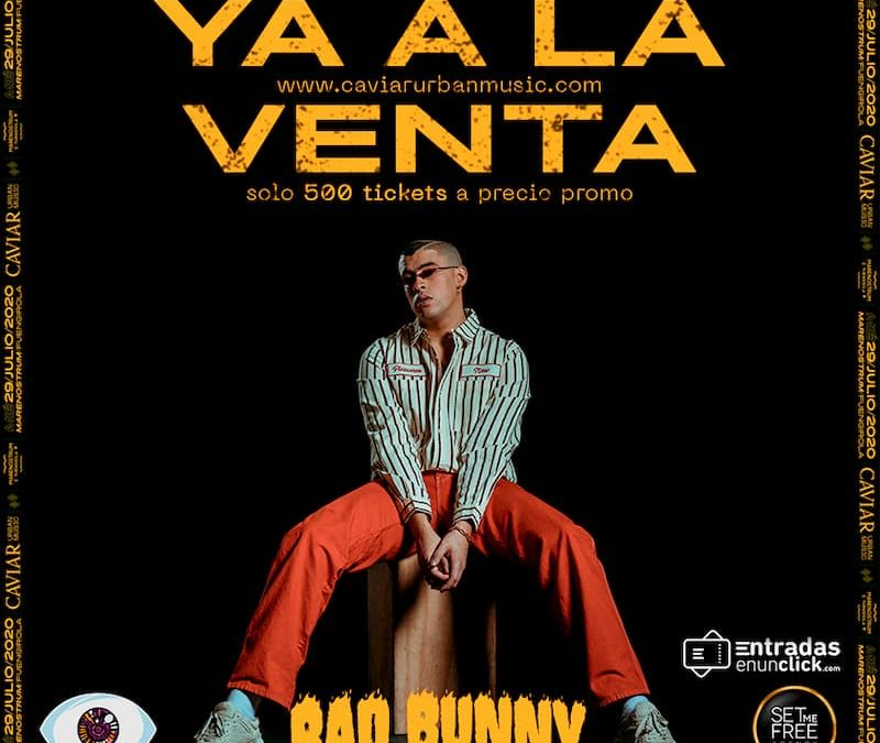 Bad Bunny | Marenostrum