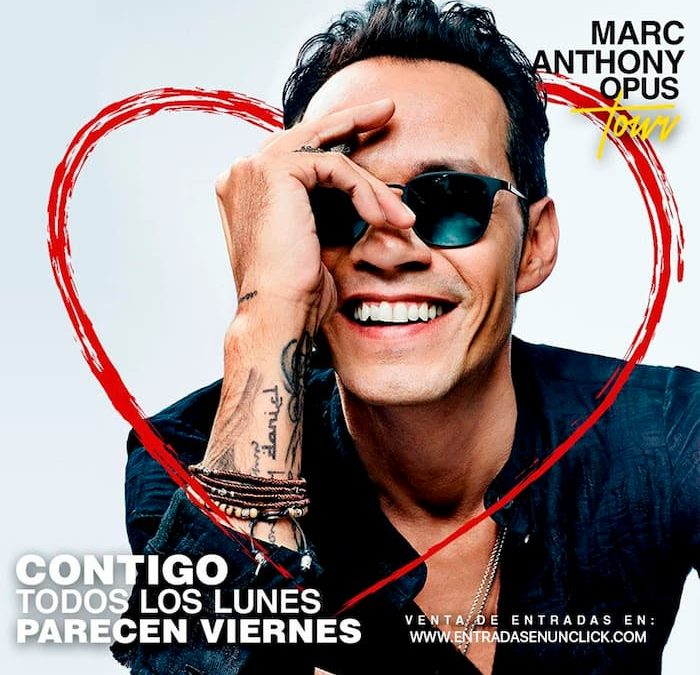 Marc Anthony – Oviedo