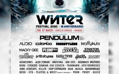 Winter Festival 2020 | Complejo Embrujo