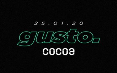 COCOA GUSTO | SAVE THE DATE