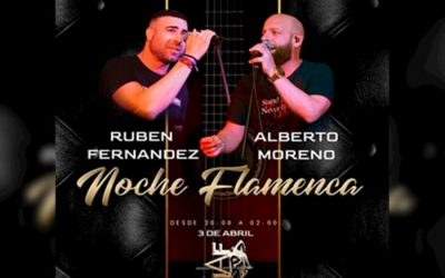 NOCHE FLAMENCA | THE HALL