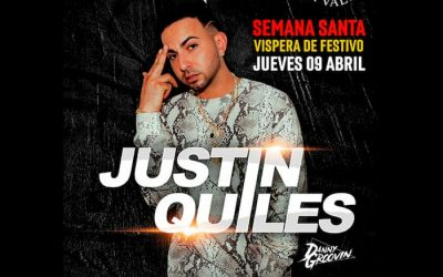 Justin Quiles Marbella